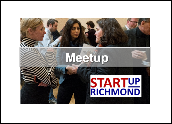 May Meetup with StartUp Richmond
