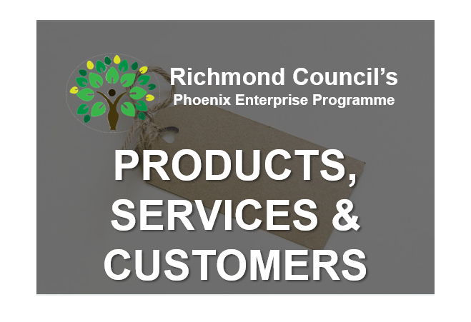 New Product Development, Customer Attraction, Even