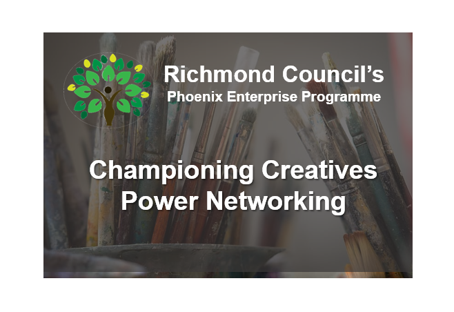Creative Richmond – Power networking – April