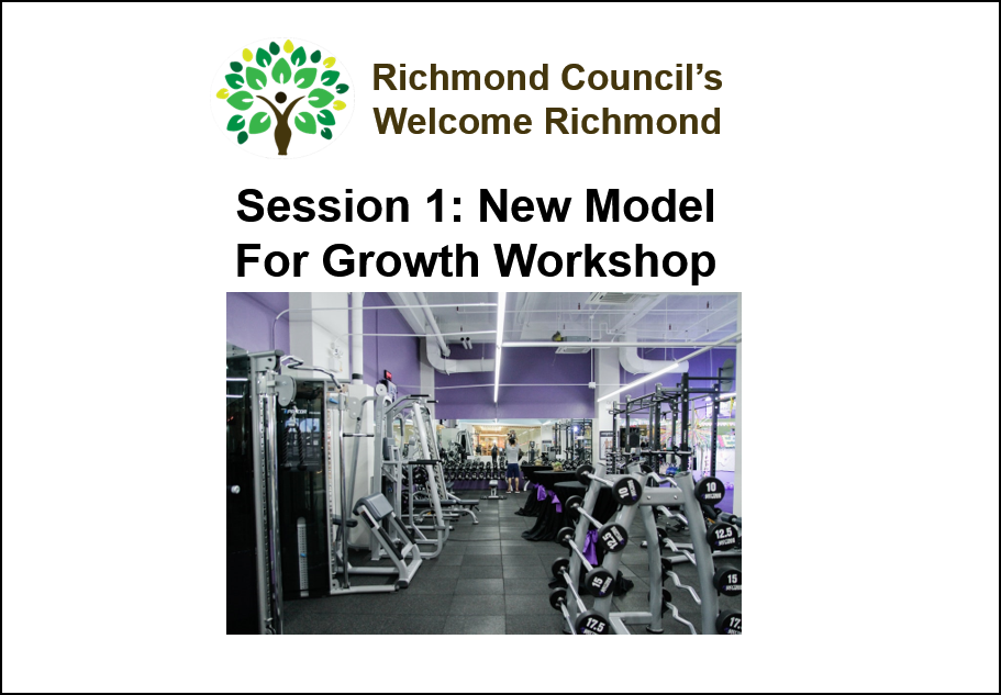 Creating A Business Model For Growth For Leisure and Health Professionals